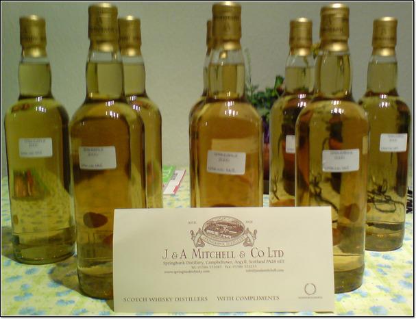 2008 8 bottles